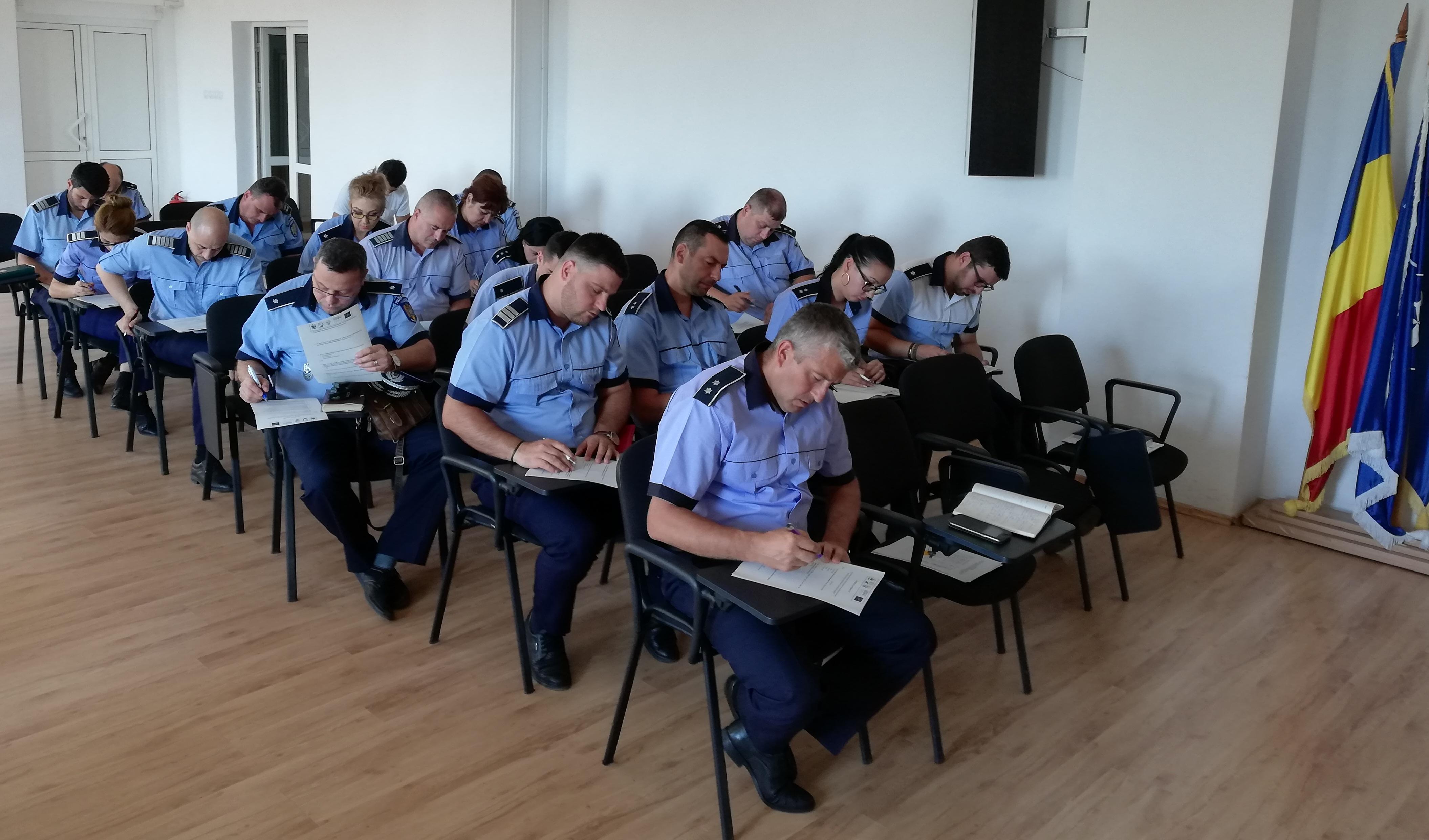 Над 200 служители на реда в Румъния бяха обучени да разкриват случаи на нелегална търговия с есетри